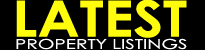 Latest Property Listings